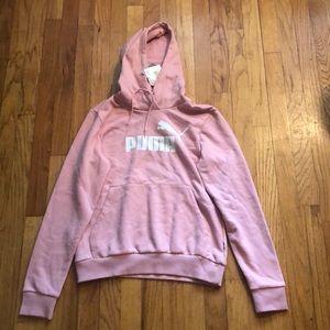 BNWT- soft puma sweatshirt!